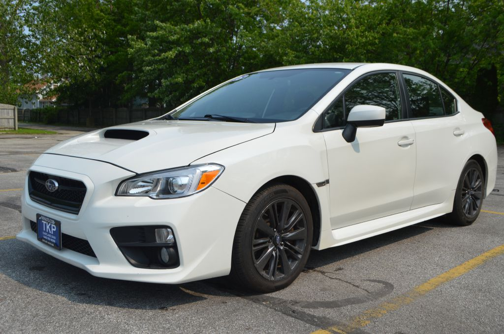 2015 SUBARU WRX for sale at TKP Auto Sales