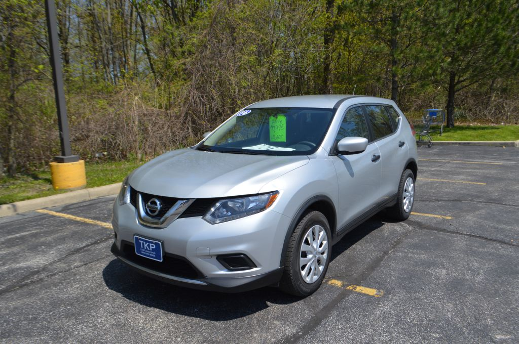 2016 NISSAN ROGUE for sale at TKP Auto Sales