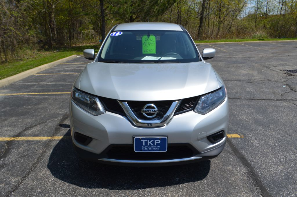 2016 NISSAN ROGUE S for sale at TKP Auto Sales