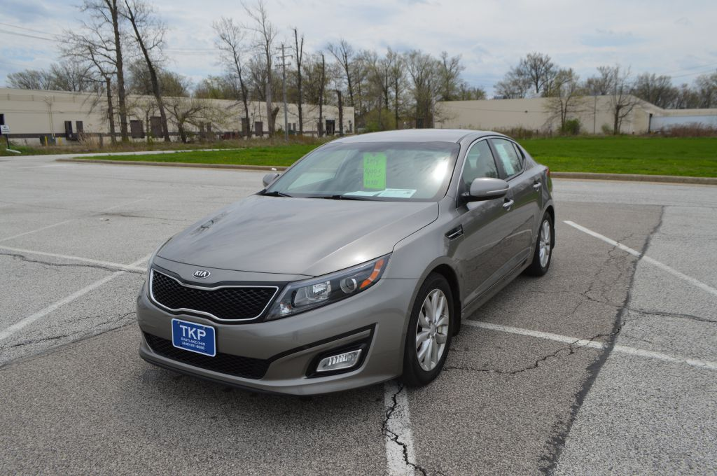 2014 KIA OPTIMA for sale at TKP Auto Sales