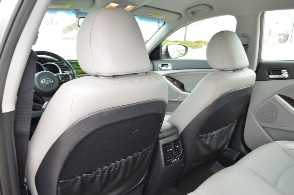 2014 KIA OPTIMA EX for sale at TKP Auto Sales