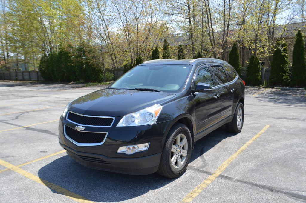 2011 CHEVROLET TRAVERSE for sale at TKP Auto Sales