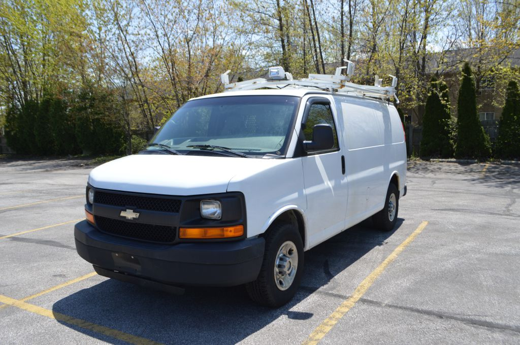 2007 CHEVROLET EXPRESS G2500  for sale in Eastlake, Ohio