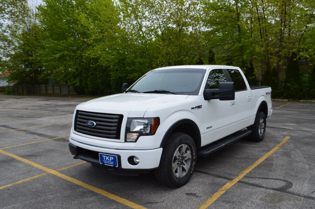 2011 FORD F150 for sale at TKP Auto Sales
