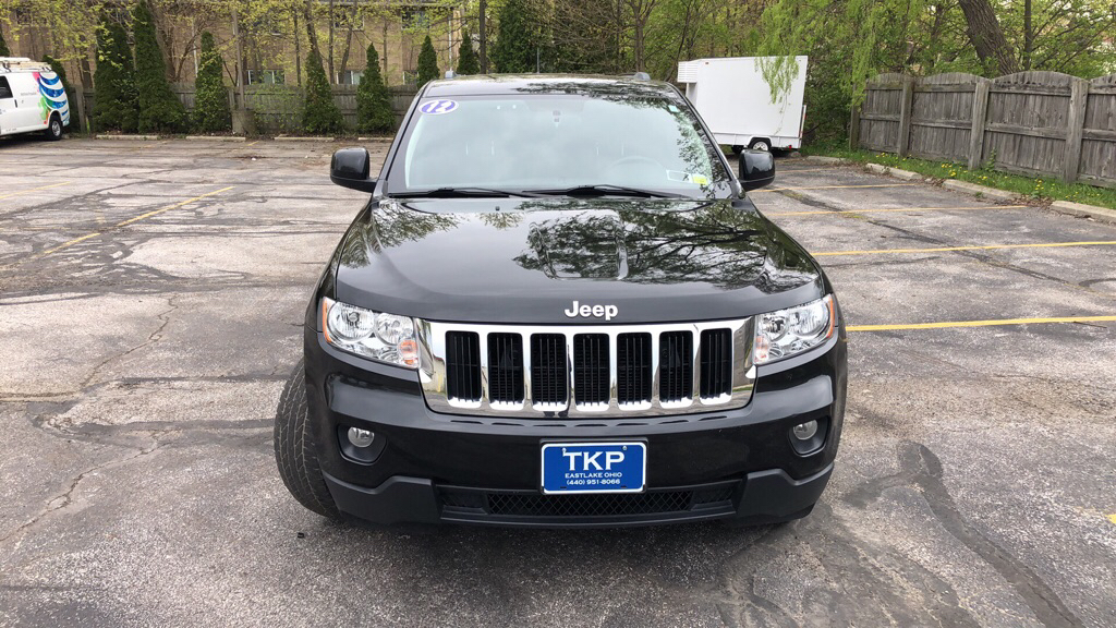 2012 JEEP GRAND CHEROKEE LAREDO for sale at TKP Auto Sales