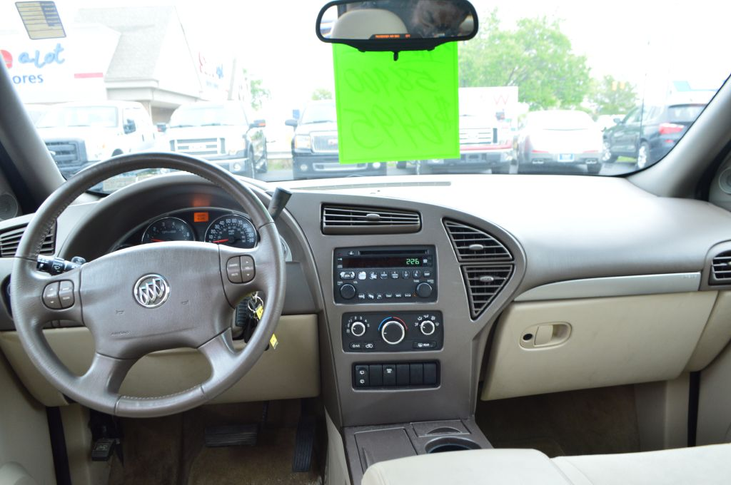 2006 BUICK RENDEZVOUS CX for sale at TKP Auto Sales