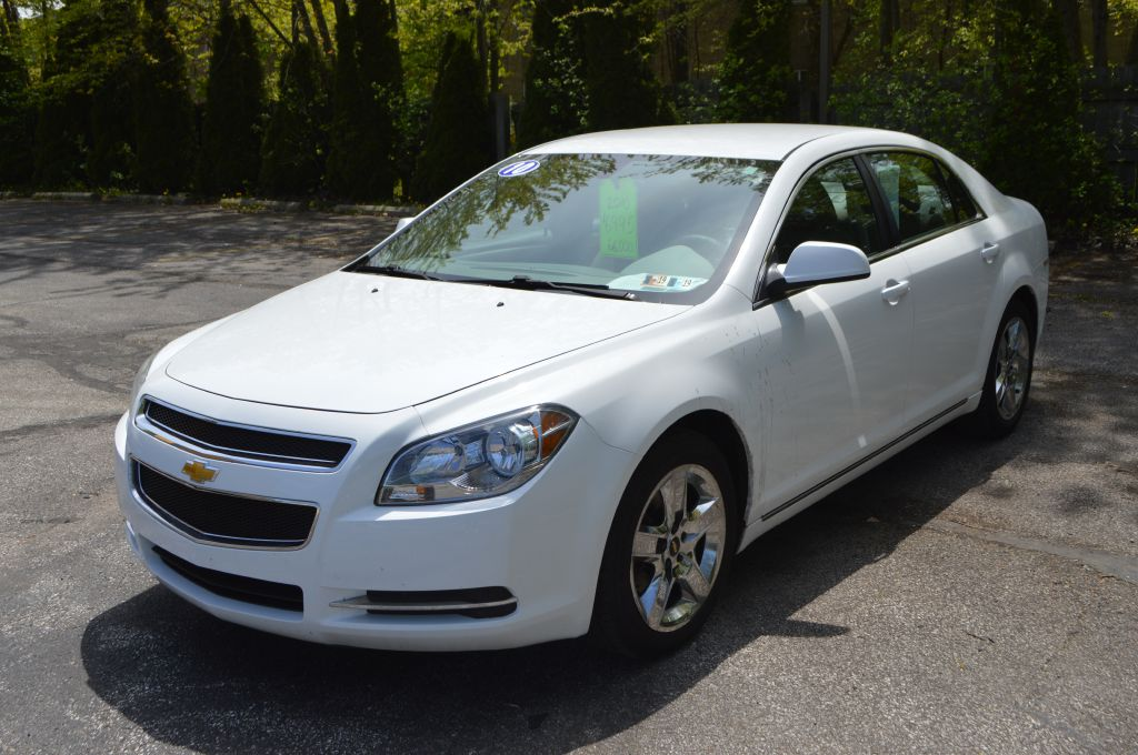 2010 CHEVROLET MALIBU 1LT for sale in Eastlake, Ohio