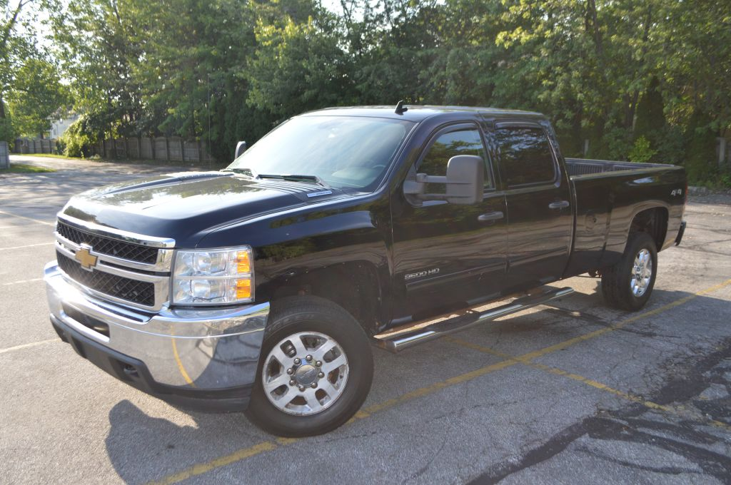 2013 CHEVROLET SILVERADO 3500 LT for sale in Eastlake, Ohio