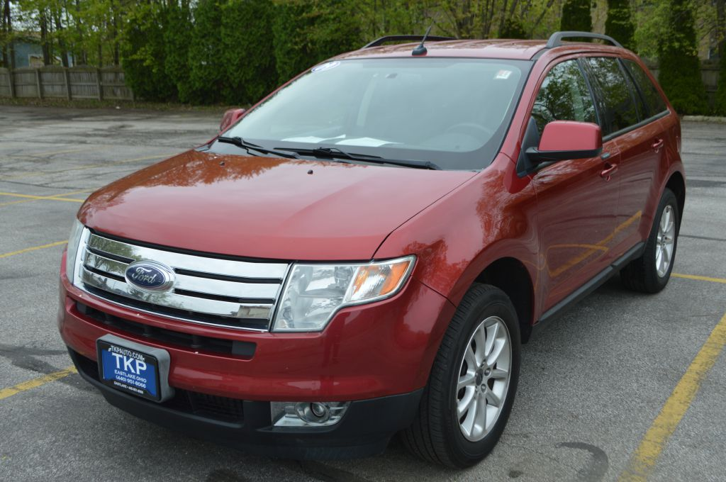 2009 FORD EDGE for sale at TKP Auto Sales