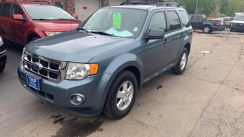Tkp Auto Sales >> 2012 Ford Escape Xlt For Sale At Tkp Auto Sales Eastlake Ohio