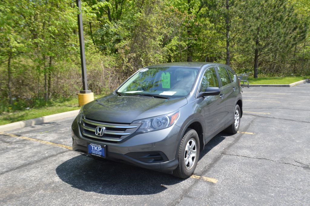 2013 HONDA CR-V LX for sale in Eastlake, Ohio