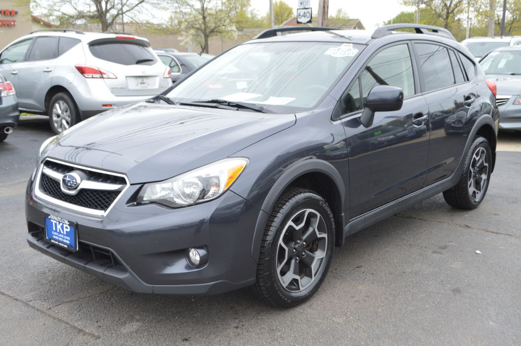 2013 SUBARU XV CROSSTREK for sale at TKP Auto Sales
