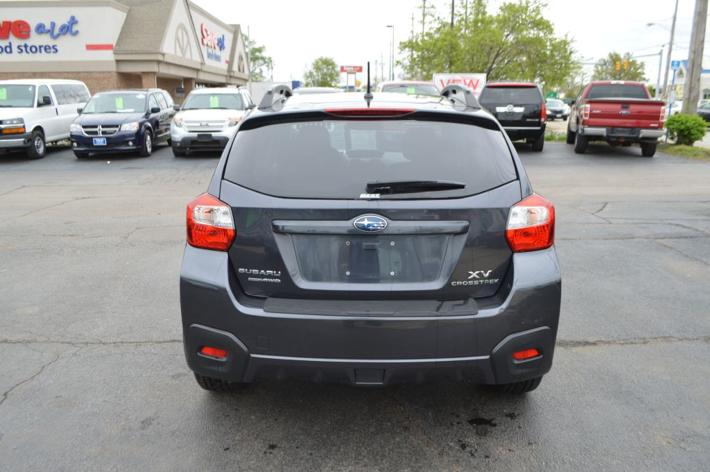 2013 SUBARU XV CROSSTREK 2.0 PREMIUM for sale at TKP Auto Sales
