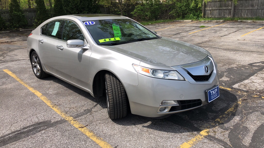 2011 ACURA TL TECH NAVI for sale at TKP Auto Sales