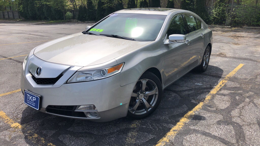 2011 ACURA TL for sale at TKP Auto Sales