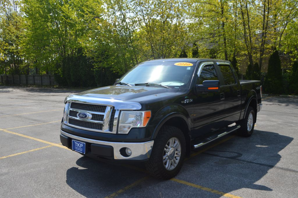 2010 FORD F150 for sale at TKP Auto Sales