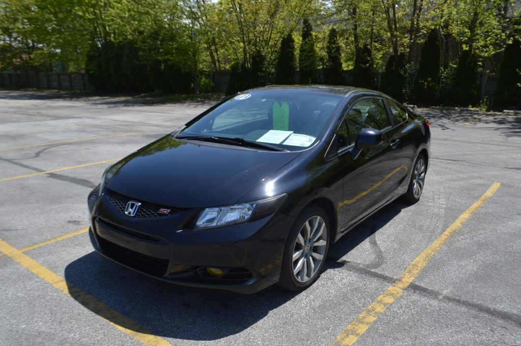 2013 HONDA CIVIC SI for sale in Eastlake, Ohio