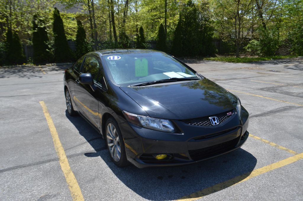 2013 HONDA CIVIC SI for sale at TKP Auto Sales