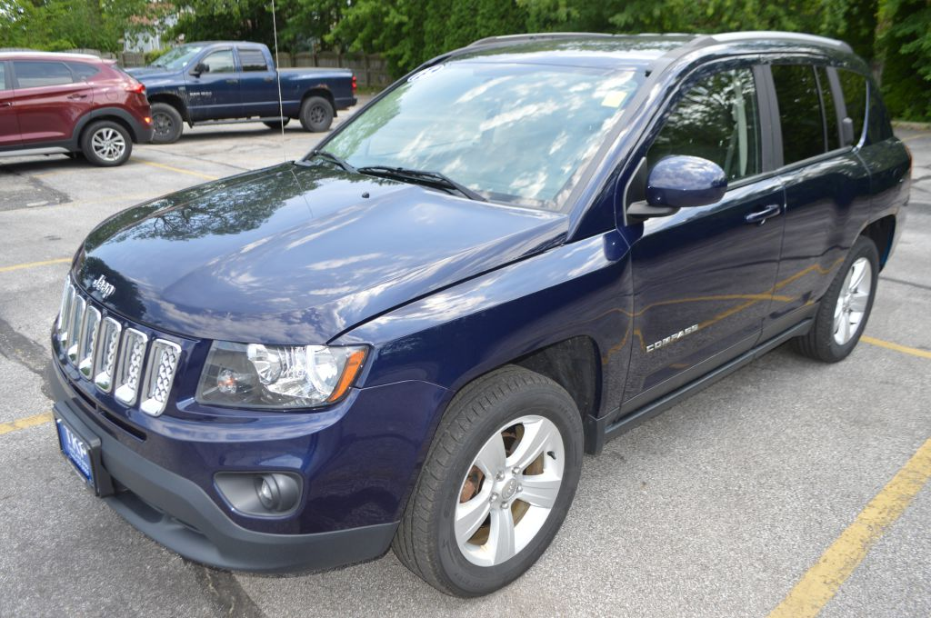 2015 JEEP COMPASS for sale at TKP Auto Sales