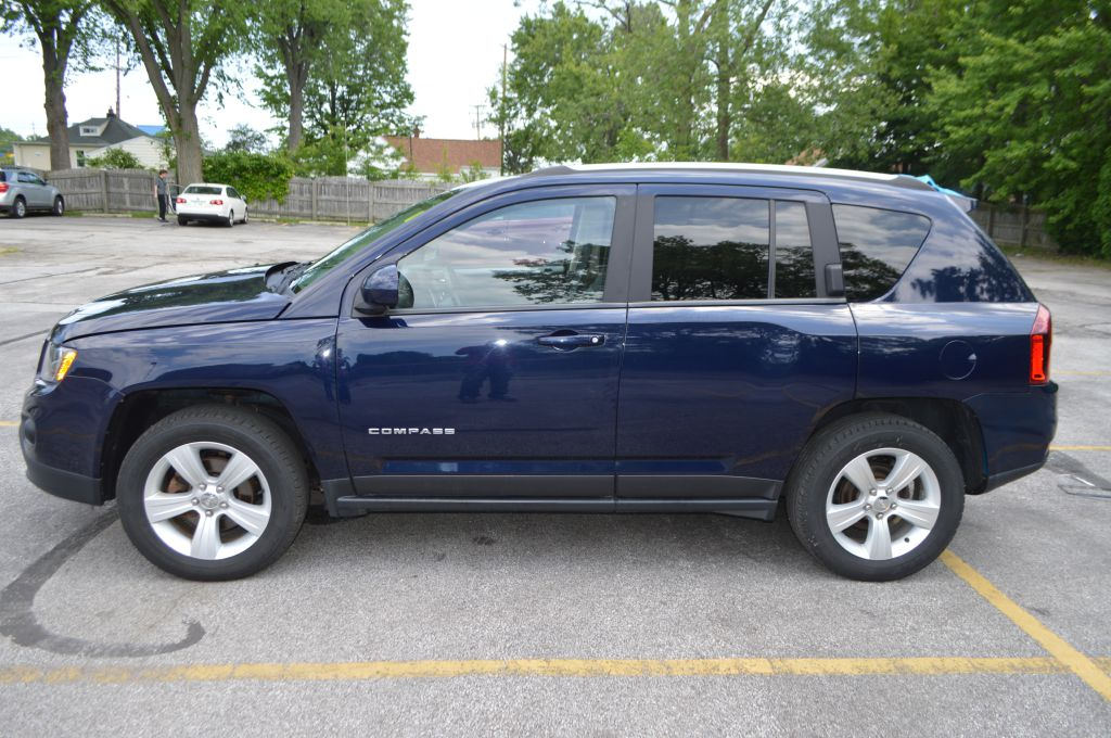 2015 JEEP COMPASS LATITUDE for sale at TKP Auto Sales