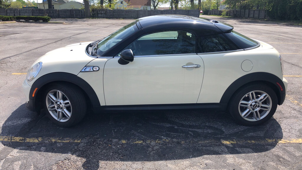 2012 MINI COOPER COUPE S for sale at TKP Auto Sales