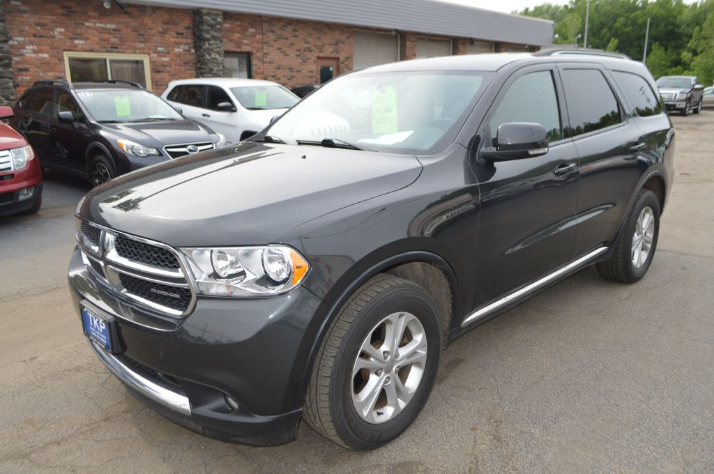 2011 DODGE DURANGO for sale at TKP Auto Sales