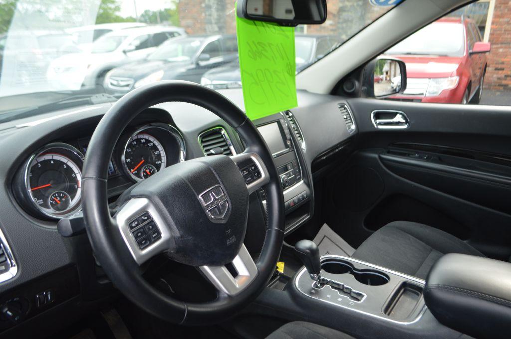 2011 DODGE DURANGO CREW for sale at TKP Auto Sales
