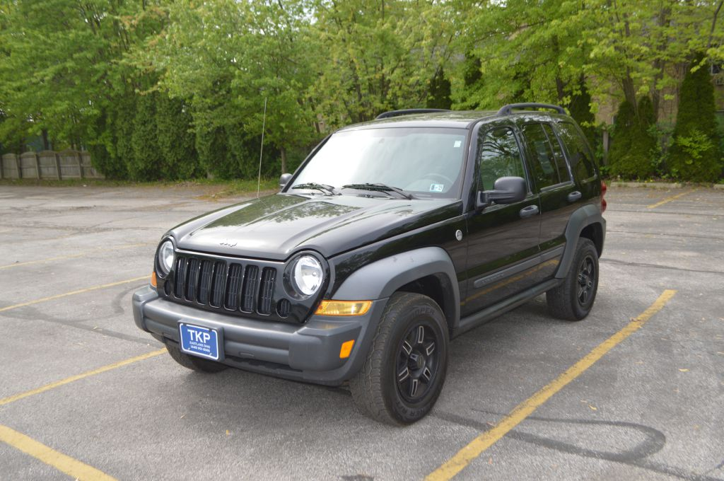 2007 JEEP LIBERTY for sale at TKP Auto Sales