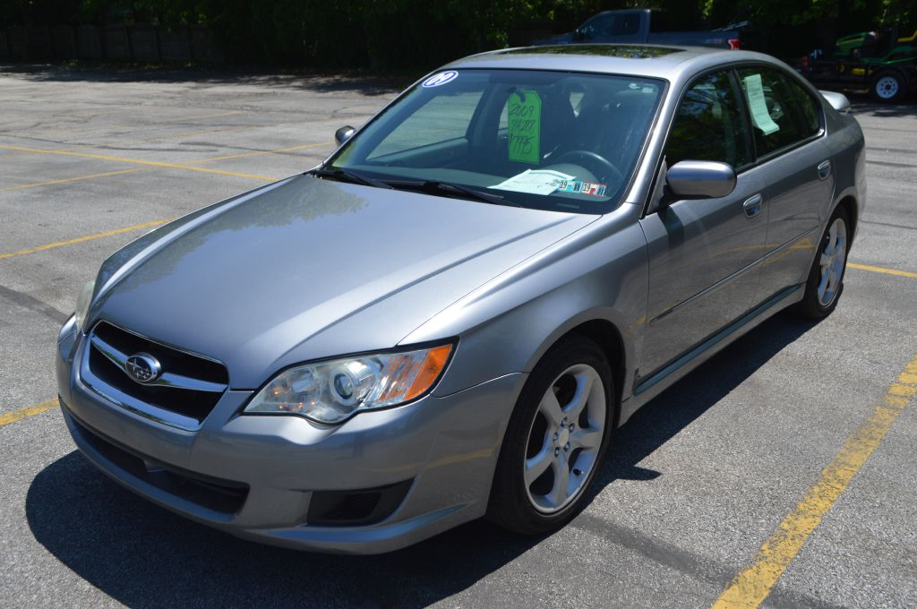 2009 SUBARU LEGACY for sale at TKP Auto Sales