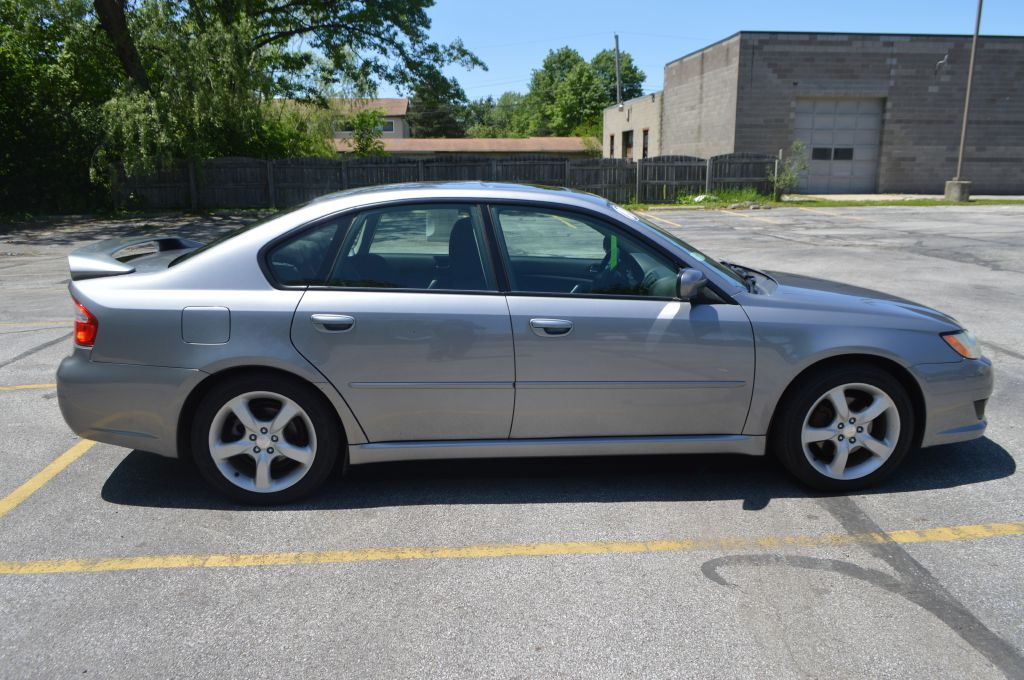 2009 SUBARU LEGACY 2.5I for sale at TKP Auto Sales