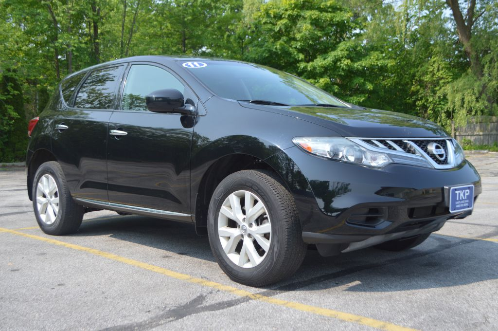 2011 NISSAN MURANO S for sale at TKP Auto Sales