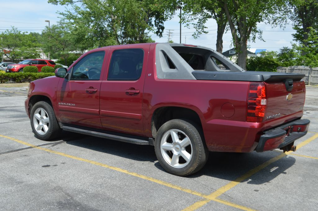 2007 CHEVROLET AVALANCHE 1500 for sale at TKP Auto Sales