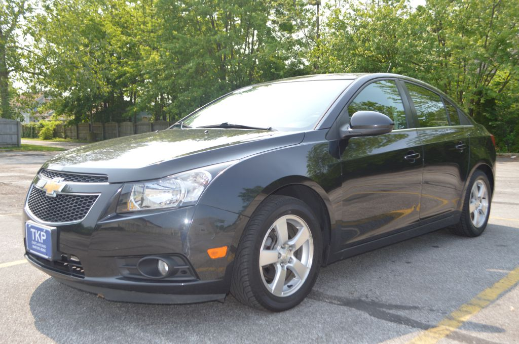 2014 CHEVROLET CRUZE LT for sale in Eastlake, Ohio