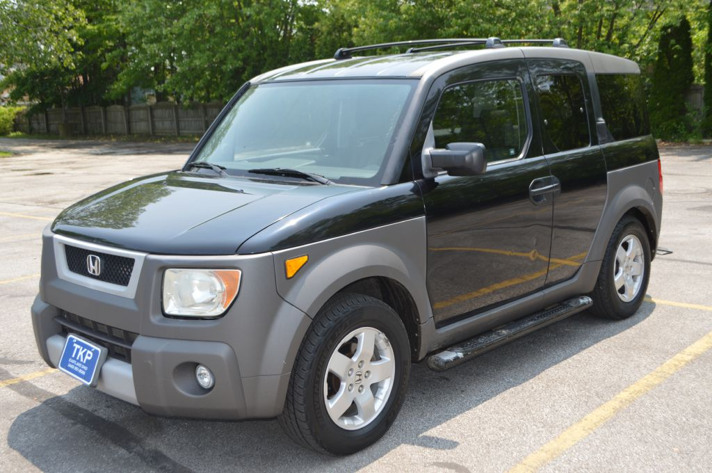 2003 HONDA ELEMENT for sale at TKP Auto Sales