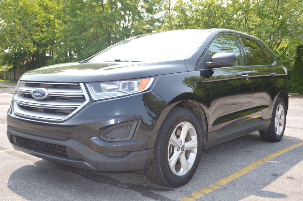 2016 FORD EDGE for sale at TKP Auto Sales