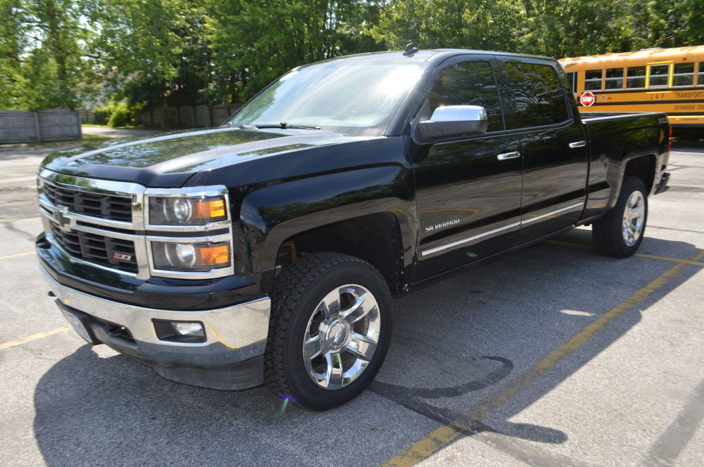 2014 CHEVROLET SILVERADO 1500 for sale at TKP Auto Sales