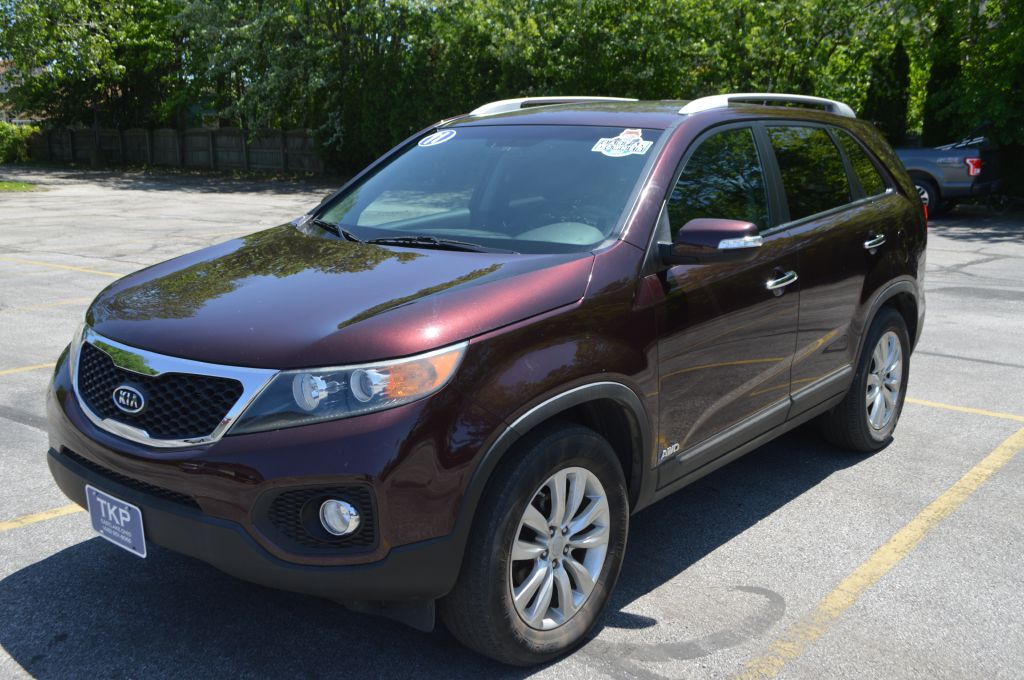 2011 KIA SORENTO for sale at TKP Auto Sales