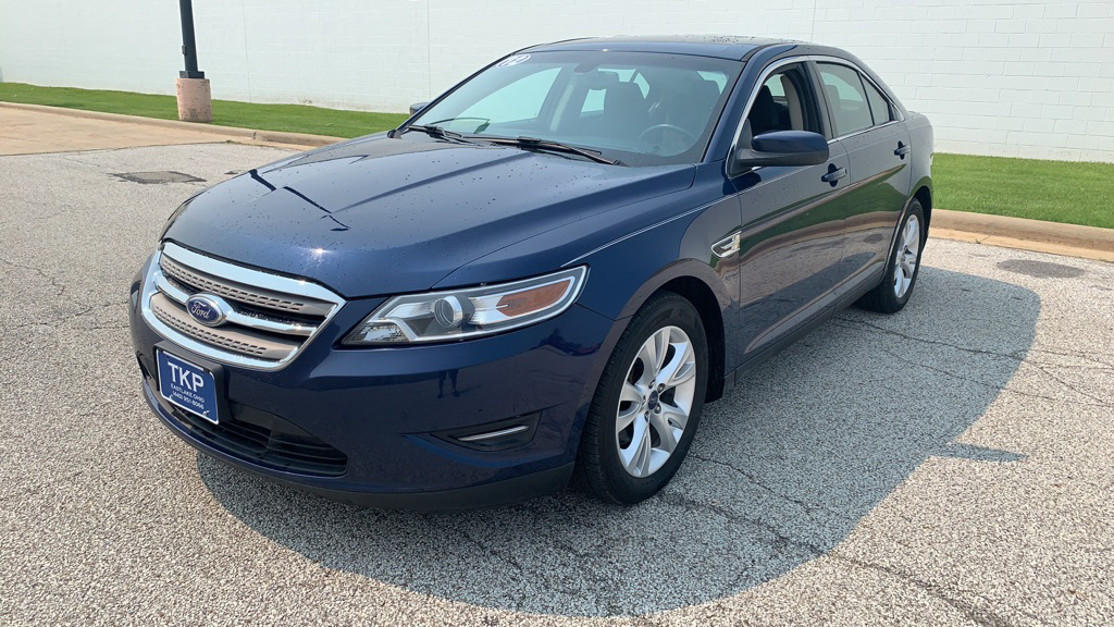 2012 FORD TAURUS for sale at TKP Auto Sales