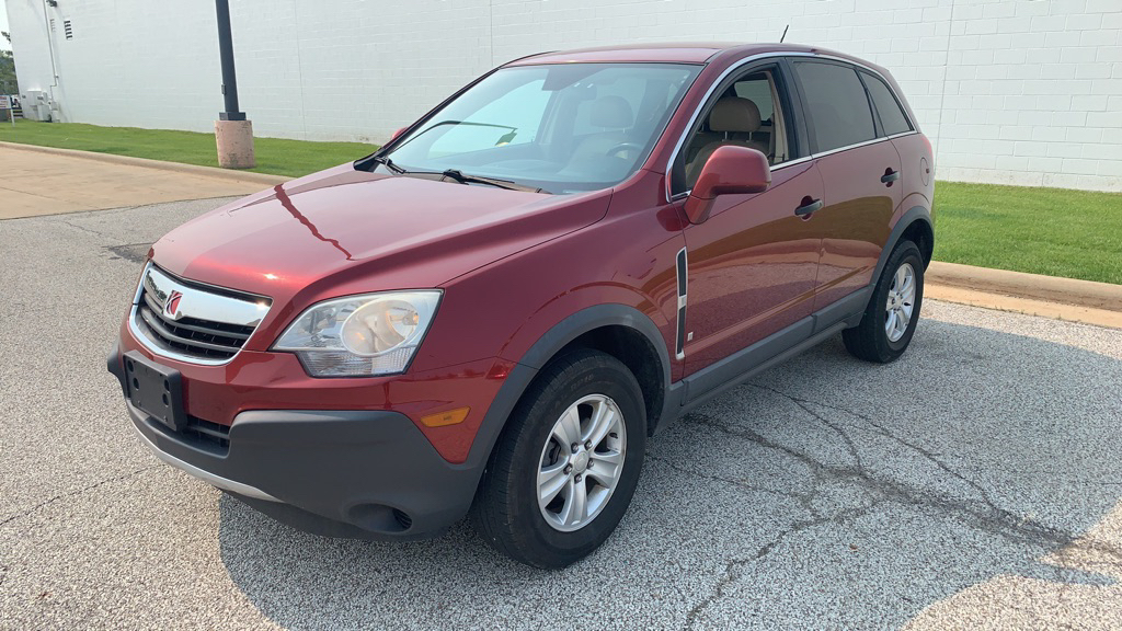 2009 SATURN VUE XE for sale in Eastlake, Ohio