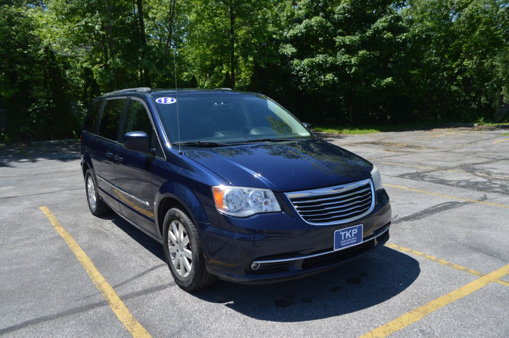 2012 CHRYSLER TOWN & COUNTRY TOURING for sale at TKP Auto Sales