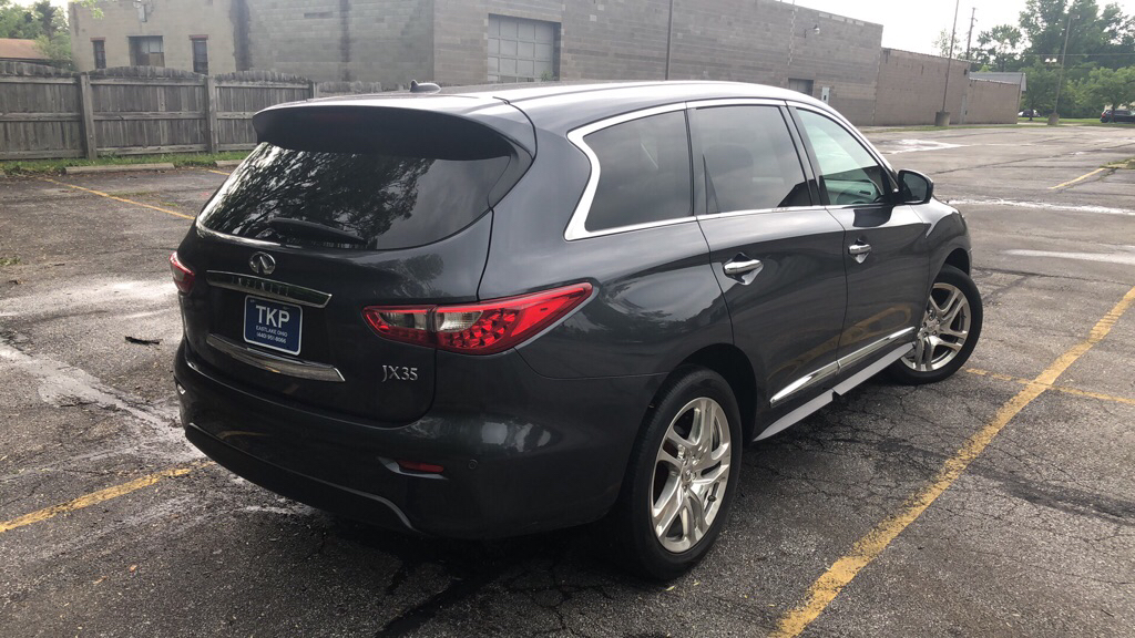 2013 INFINITI JX35  for sale at TKP Auto Sales