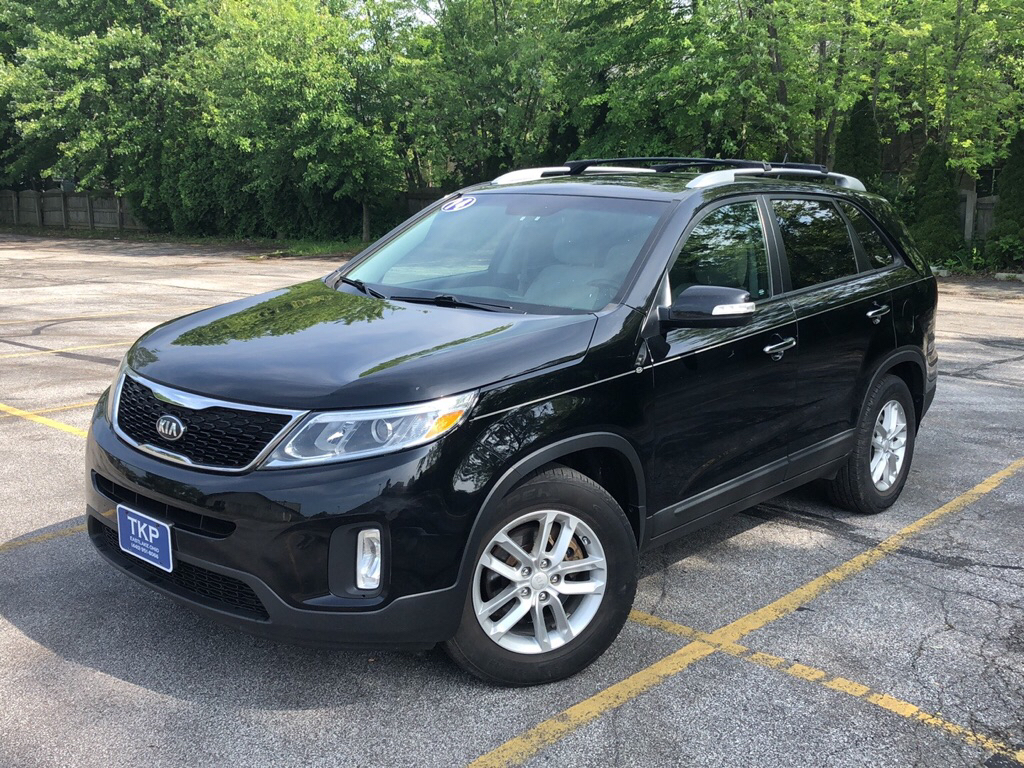 2014 KIA SORENTO for sale at TKP Auto Sales