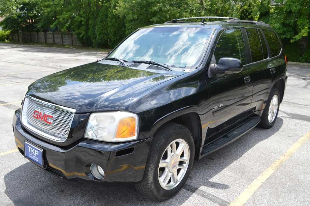2007 GMC ENVOY for sale at TKP Auto Sales