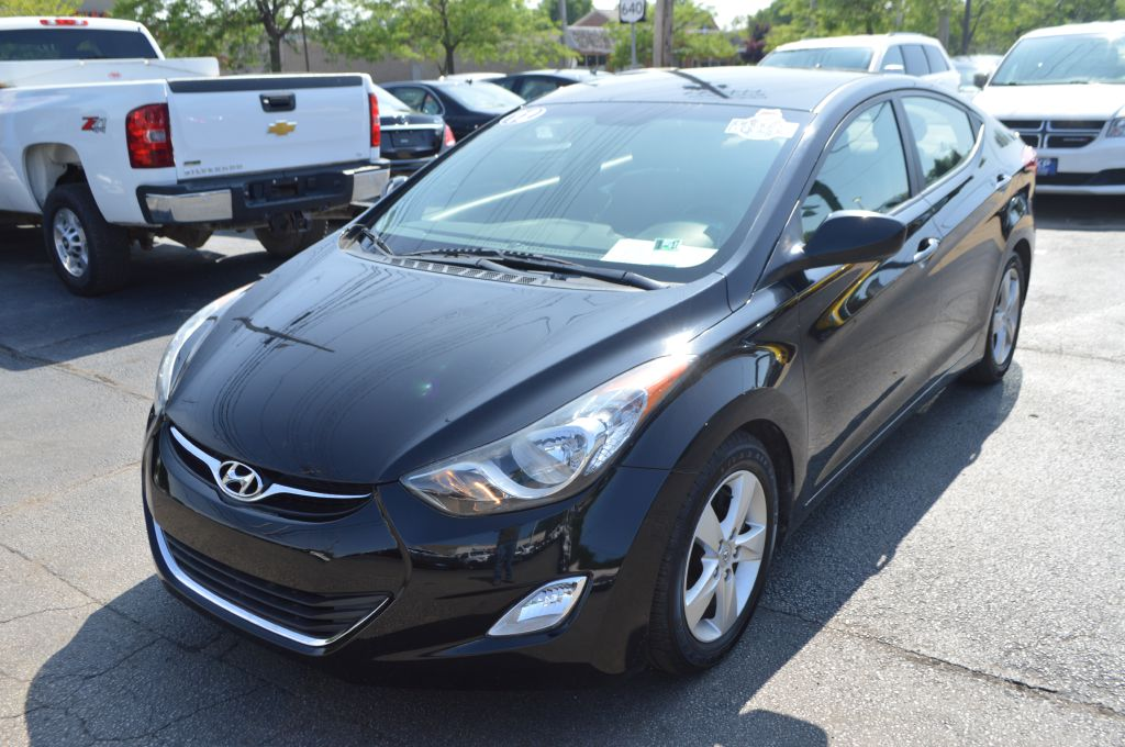 2012 HYUNDAI ELANTRA for sale at TKP Auto Sales
