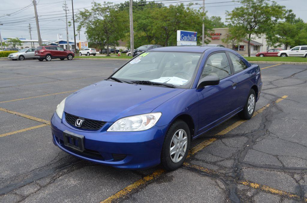 2004 HONDA CIVIC for sale at TKP Auto Sales