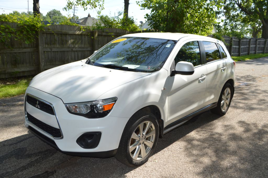 2013 MITSUBISHI OUTLANDER SPORT for sale at TKP Auto Sales