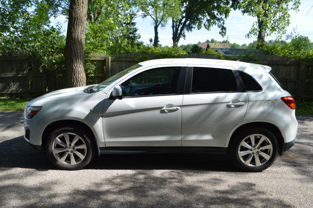2013 MITSUBISHI OUTLANDER SPORT ES for sale at TKP Auto Sales