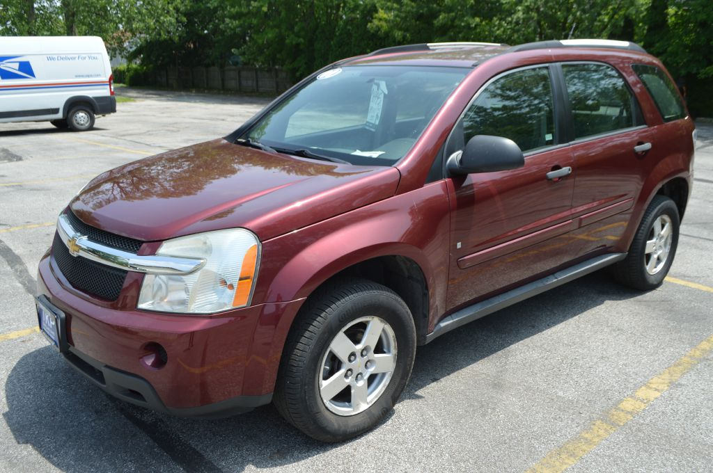 2009 CHEVROLET EQUINOX LS for sale in Eastlake, Ohio