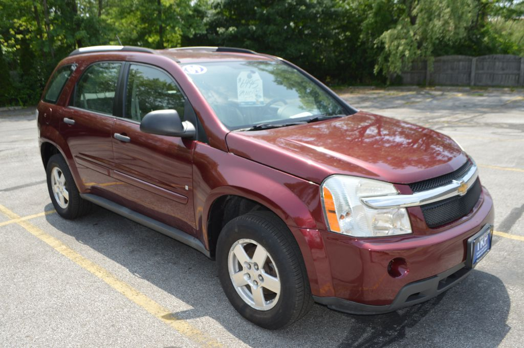 2009 CHEVROLET EQUINOX LS for sale at TKP Auto Sales