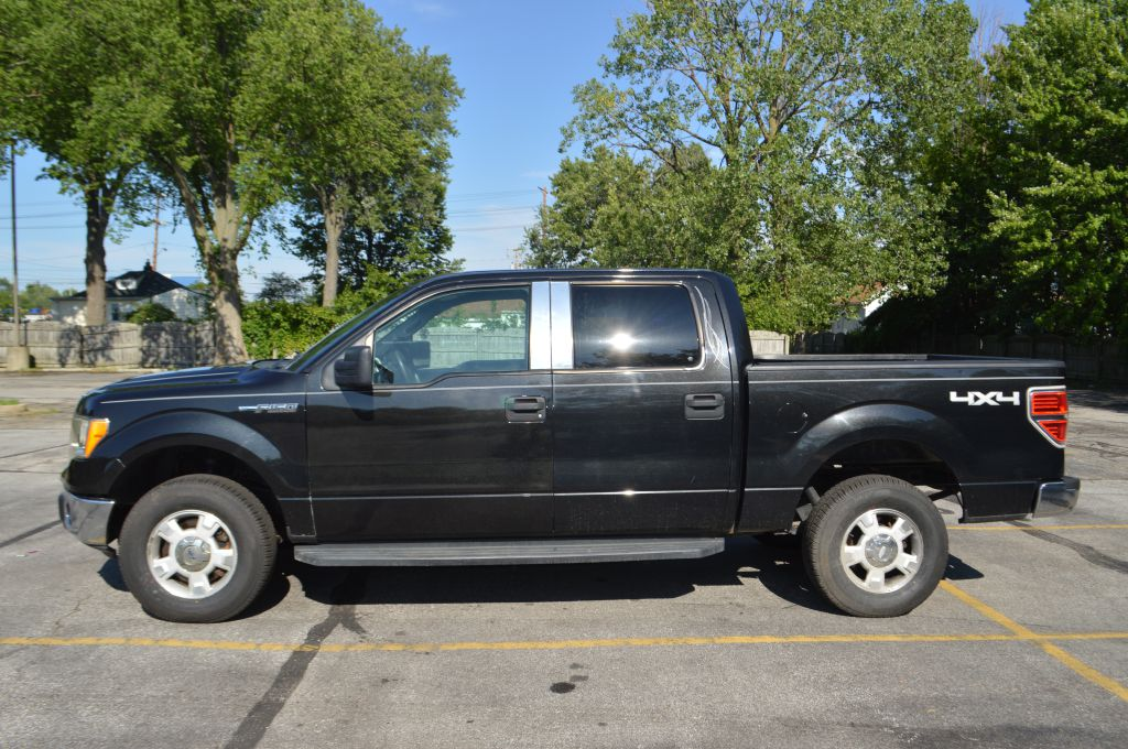 2012 FORD F150 SUPERCREW for sale at TKP Auto Sales